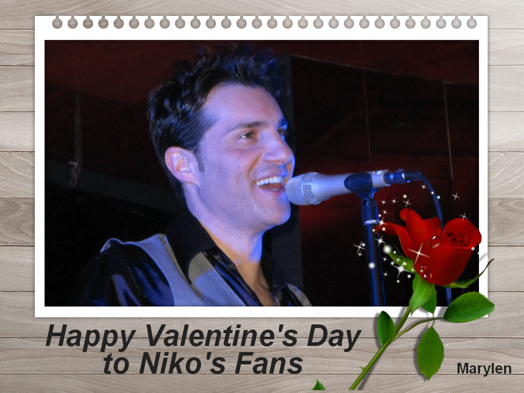 Happy Valentine's Day to Niko's Fans